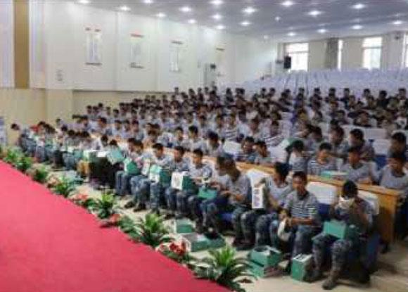 郑州第九中学智能近视防控平台