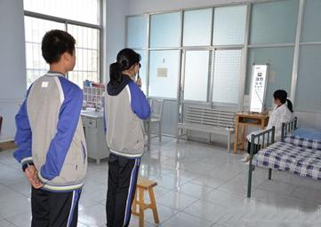 吉林大学附属中学-电子视力检测