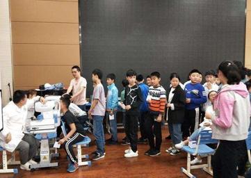武汉市第六中学-电子视力检测仪