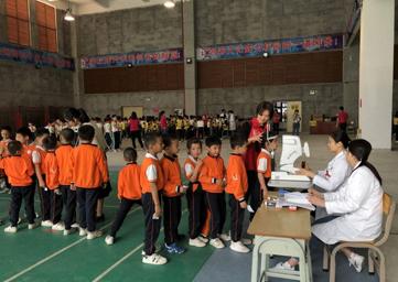 广州海珠区实验小学-电子视力检