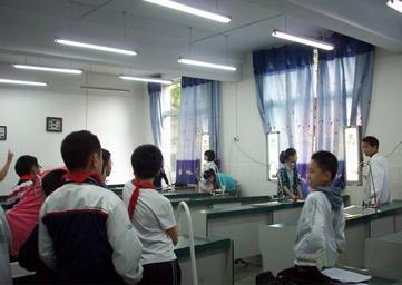 广州海珠区实验小学电子视力筛查